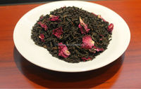 Rose black tea EU Compliant north America