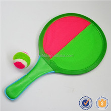 Beach Toys Tennis Paddle Racket for Beach Summer Games