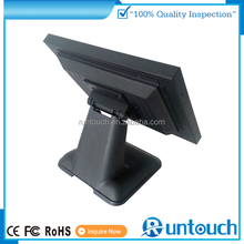 "Runtouch New Metal 15"" Inch All In One LCD PC Advertising Touch Monitor"