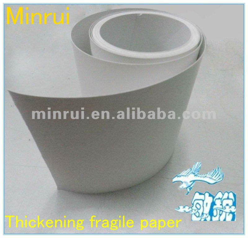 Answers blue security fragile label paper self-adhesive,High quality security paper label sticker ,paper security label material