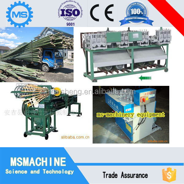 Automatic bamboo/wood toothpick Making Machine