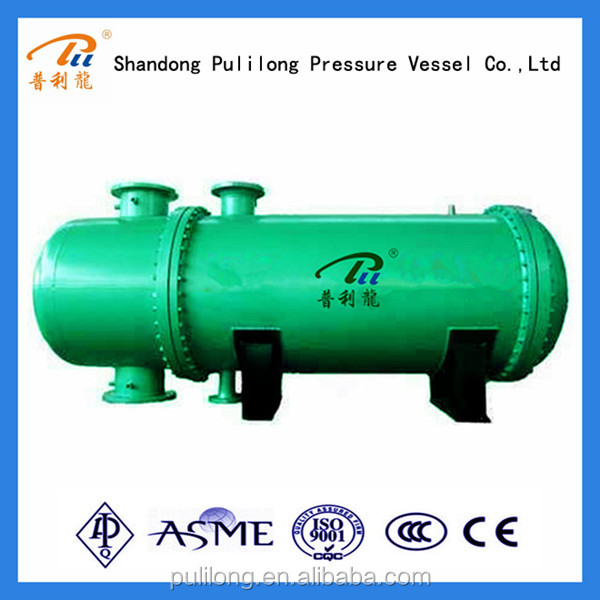 ASME SS/CS shell and tube heat exchanger skype:lisalou.1