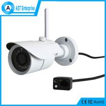720P Mini Web Security Camera system Wifi Outdoor P2P Bullet IP Camera waterproof
