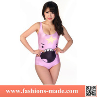 latex swimsuit for women