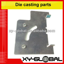China Ningbo OEM/ODM Aluminum Die Casting factory for pump casing