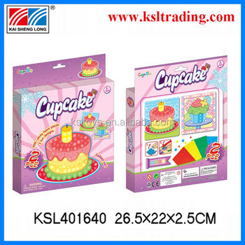 Wholesale funny diy mosaic craft kits for kids buy craft for Craft kits for kids in bulk