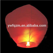 china wholesale luminary paper chinese sky lantern