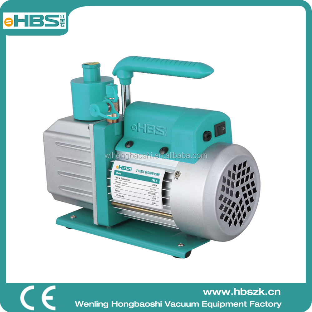 2RS-2 Trustworthy China supplier Portable High performance vacuum car vacuum pump cleaner with air pump
