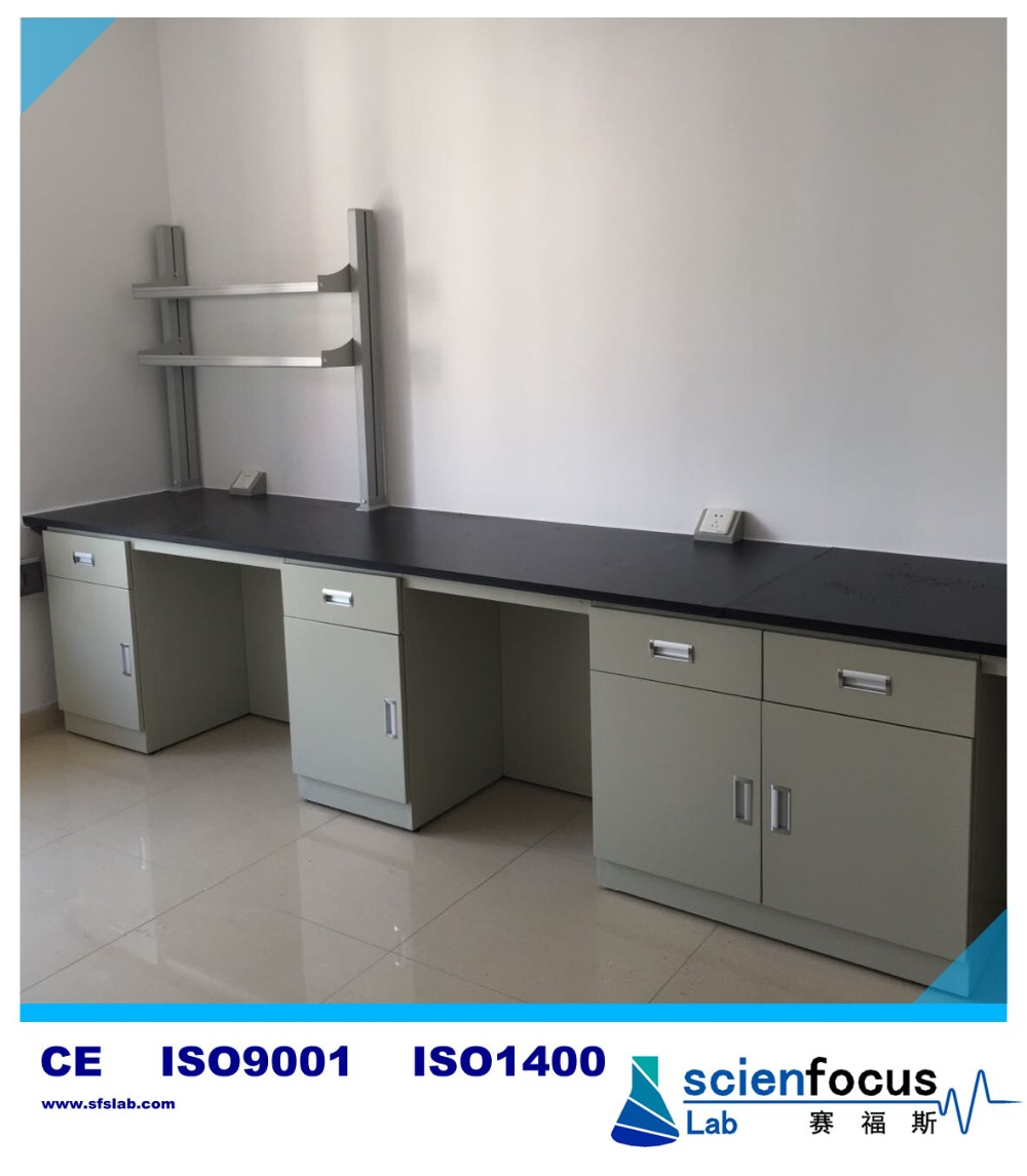 Full steel structure Chemistry laboratory table,physics laboratory workbench,school laboratory furniture