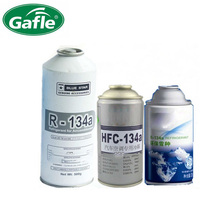 ISO9001 Refrigerant Gas R134a HFC (Substitutes for CFC)