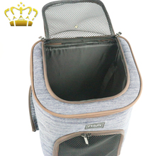New Fashion Waterproof Dog Carrier Backpack Travel Bag