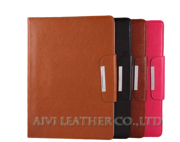 See larger image Fashion Leather Case For Tablet PC/for Ipad 2,Flip Case For Ipad Mini