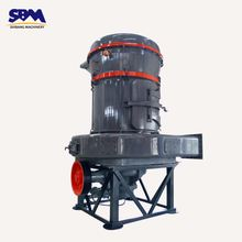 SBM German technical mining grinder bentonite grinder roller machine