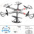 2016 Cool product large drone with hd camera professional