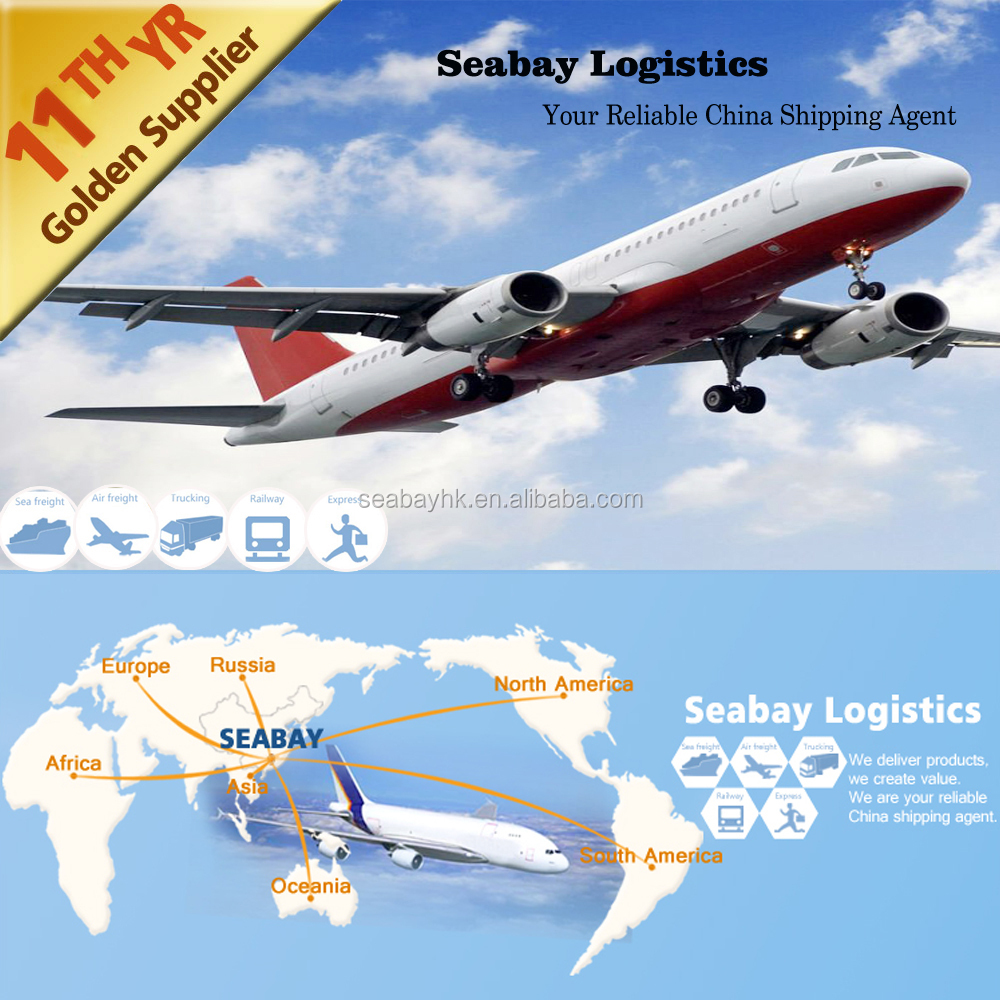 Professional air cargo transport to door service