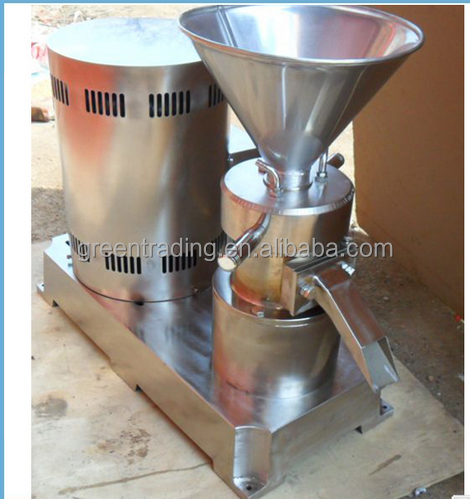 Nut Paste Grinding Machine / Milk Butter Making Machine / Almond Milk Machine