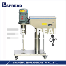 100% Quality Assured ESFSD Series Frequency Speed Control Lab Electric Lifting High Speed Disperser Dissolver