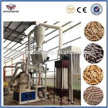 Circular mould upright wood pellet machine/pellet making machine with 2-3 t/h