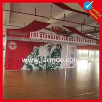 3X6M Hot Sale Waterproof PVC Aluminum Popup Sun Shelter Canopy Exhibition Event Marquee Gazebo Folding Marketing Tent