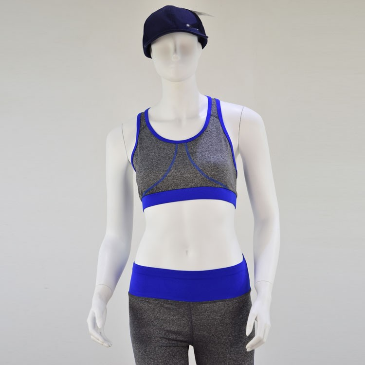 High Quality Active Wear Ladies tank top sexy fitness crop top running Sports Bra