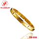 Healthy Gold Plated Tungsten Germanium Bracelets 316l Stainless Steel Bracelet