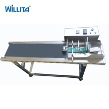 Automatic Plastic Bag Labeling Machine With Paging Machine
