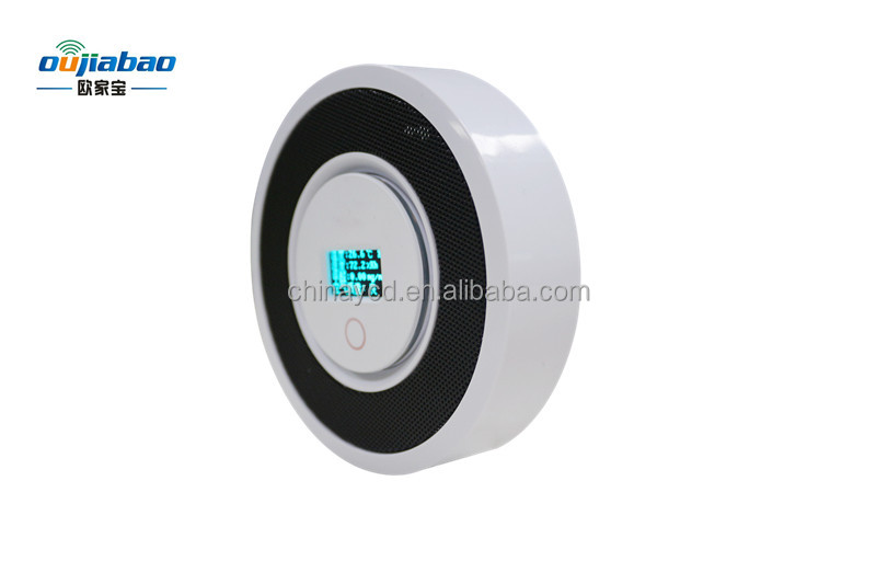 WiFi Carbon Monoxide and Gas Sensor from China Supplier