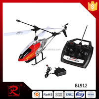 Hot new products for 2015 drone helicopter BL912 model drone helicopter toy for adult