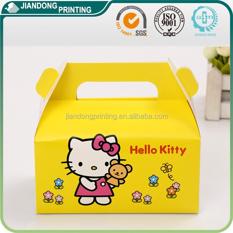 Custom Printed Paperboard Art Paper Food Moon Cake Packaging Boxes, Wedding Cake Container