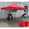Customized color and priting cheap pop up beach tent canopy