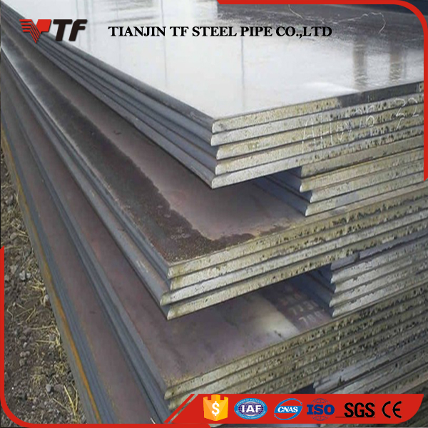 Manufacturing steel High quality q235 iron black hot rolled steel sheet metal
