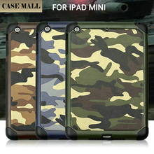 CaseMall OEM manufacture flip smart pu leather cover case for ipad mini 3