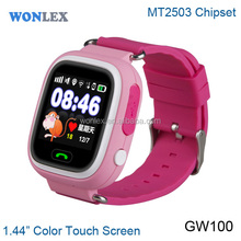 Excellent Children's Gender And Sport Smart Watch With GPS, Pedometer Multi-Funcational Kids Smart Watch