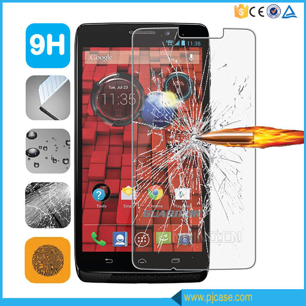 Factory Price Phone Accessory 9H 2.5D Tempered Glass Screen Protector for Motorola Moto G4/G5/G5 Plus Tempered Glass