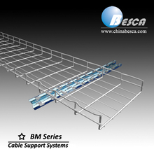 China Manufacturer Flexible Wire Mesh Cable Tray
