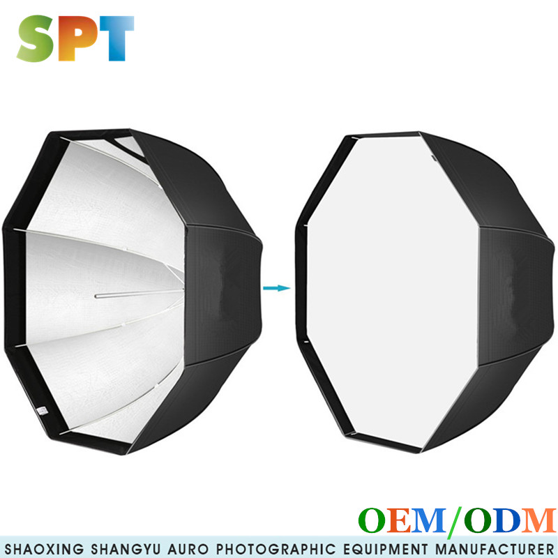 32 inches /80 centimeters Octagon Softbox Octagonal Speedlite, Studio Flash, Speedlight Umbrella Softbox