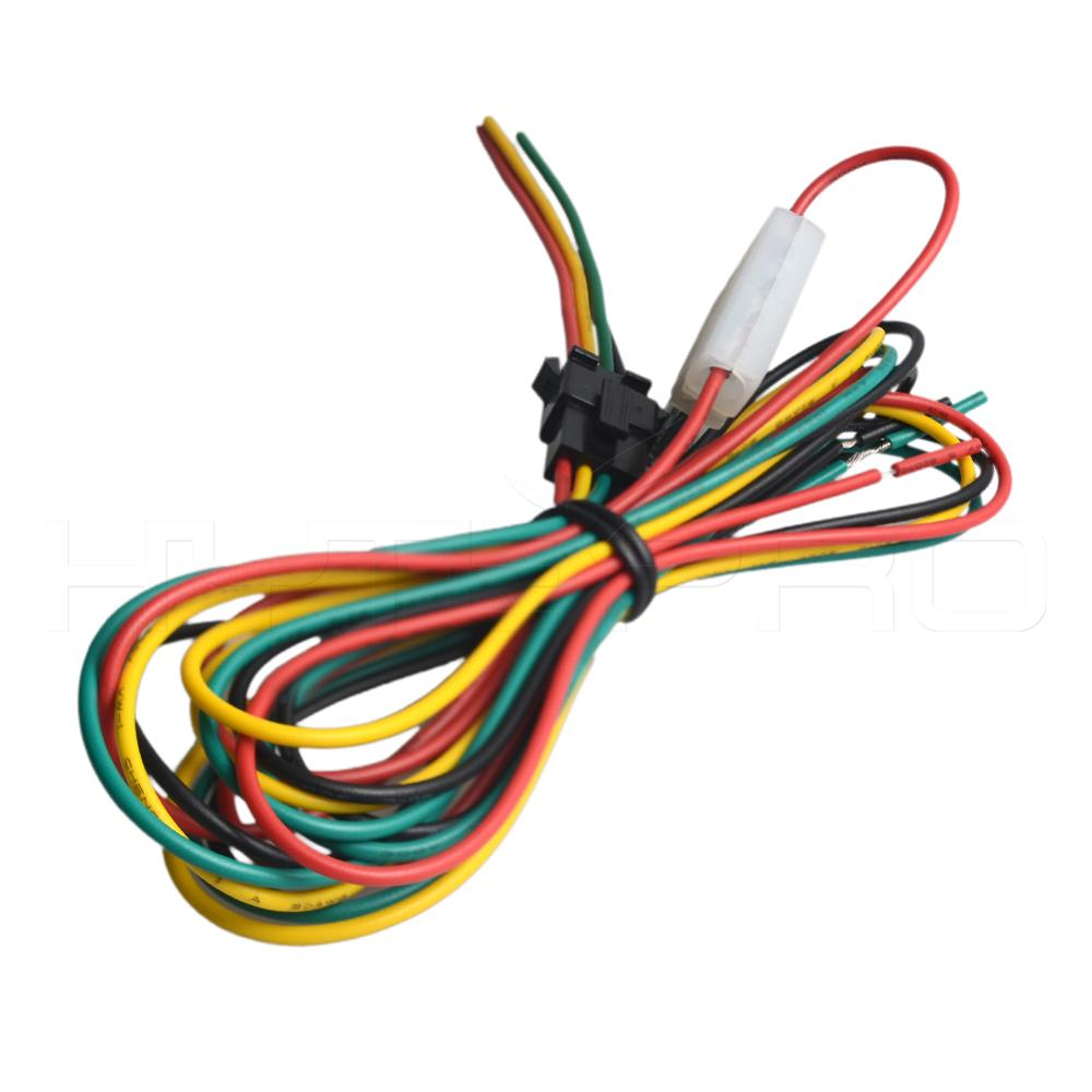 Automotive wire factory 4 pin car audio wiring harness