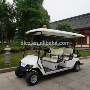 CE Approved Electric Golf Car for sale with 2 or 4 or 6 or 8 seats all available)