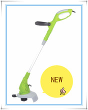 new power nylon rope grass cutter machine 400W grass trimmer