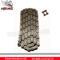 alibaba whole Galvanized 428 motorcycle chain for bajaj moto taxi