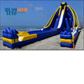 2018 new giant inflatable water slide for adult