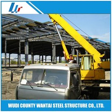 office use steel modular warehouse building