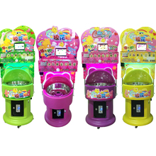 Automatic Electric/Gas Marshmallow Vending Cotton Candy Machine