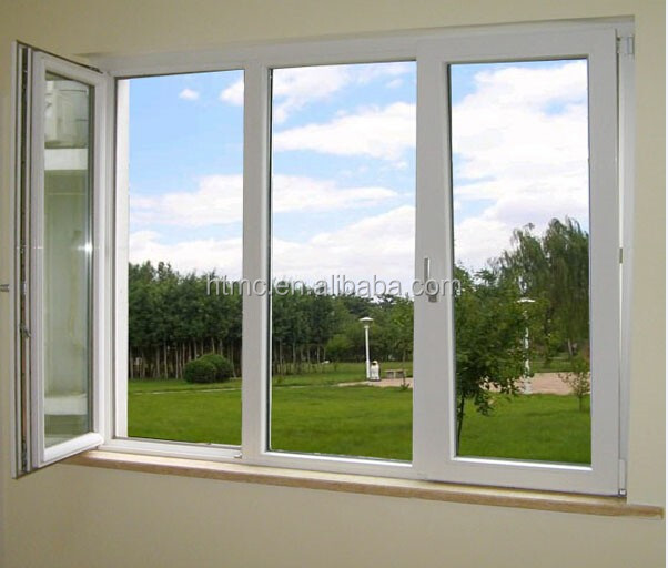 New design aluminum casement windows and doors made in China with factory price