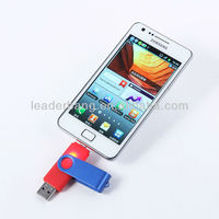 Best Price Dual Port Android Usb Drive OTG Usb Flash Drive 8 gig
