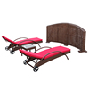 All Weather Outdoor Rattan Swimming Pool Chaise Lounge Chair