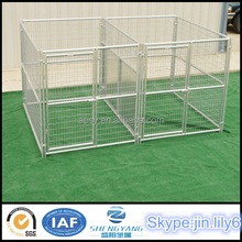 Hot sell backyard dog kennel runs animal kennel kits