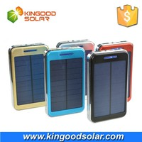 2015 Trending Innovative Hot New Products For 2015 (10000mah solar mobile power bank)