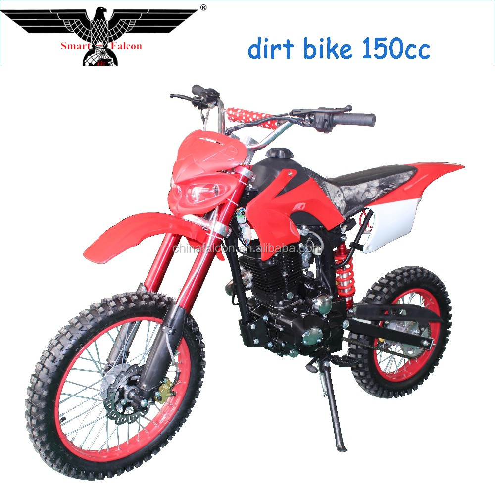 CE approved 150cc motorcycle, popular motor dirt bike (D7-13)