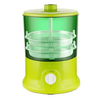 Home automatic plastic bean sprout machine